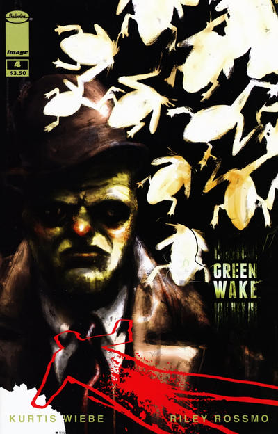Cover for Green Wake (Image, 2011 series) #4