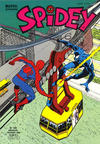 Cover for Spidey (Semic S.A., 1989 series) #109