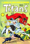Cover for Titans (Semic S.A., 1989 series) #124