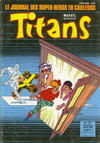 Cover for Titans (Semic S.A., 1989 series) #125