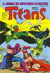 Cover for Titans (Semic S.A., 1989 series) #127