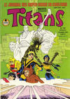Cover for Titans (Semic S.A., 1989 series) #133