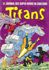 Cover for Titans (Semic S.A., 1989 series) #135