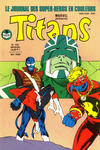 Cover for Titans (Semic S.A., 1989 series) #136