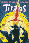 Cover for Titans (Semic S.A., 1989 series) #138