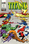 Cover for Titans (Semic S.A., 1989 series) #141