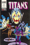 Cover for Titans (Semic S.A., 1989 series) #155