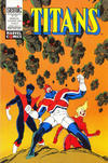Cover for Titans (Semic S.A., 1989 series) #157