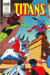 Cover for Titans (Semic S.A., 1989 series) #160