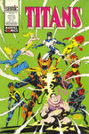 Cover for Titans (Semic S.A., 1989 series) #161