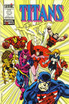Cover for Titans (Semic S.A., 1989 series) #163