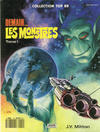 Cover for Top BD (Semic S.A., 1989 series) #19 - Demain... les monstres