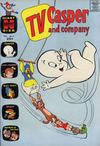 Cover for TV Casper & Company (Harvey, 1963 series) #4