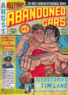 Cover for Abandoned Cars (Fantagraphics, 2010 series)