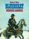 Cover for Blueberrys unge år (Interpresse, 1985 series) #1 - Missouris dæmoner
