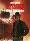 Cover for Blueberrys unge år (Interpresse, 1985 series) #2 - Rædsel over Kansas