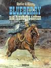 Cover for Blueberrys unge år (Interpresse, 1985 series) #3 - Bag fjendens linier