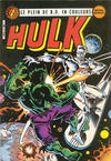 Cover for Hulk (Arédit-Artima, 1983 series) #13