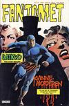 Cover for Fantomet (Semic, 1976 series) #23/1984