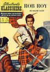 Cover for Illustrerte Klassikere [Classics Illustrated] (Illustrerte Klassikere / Williams Forlag, 1957 series) #25 - Rob Roy [2. opplag]