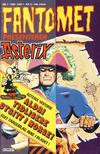 Cover for Fantomet (Semic, 1976 series) #1/1985