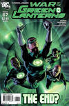 Cover Thumbnail for Green Lantern (2005 series) #67 [J. G. Jones Variant Cover]