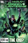 Cover for Green Lantern (DC, 2005 series) #67 [J. G. Jones Variant Cover]