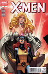 Cover for X-Men (Marvel, 2010 series) #13 [Paco Medina Variant Cover]