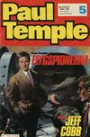 Cover for Paul Temple (Semic, 1970 series) #5/1971