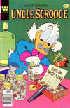 Cover Thumbnail for Uncle Scrooge (1963 series) #160 [Whitman Variant]