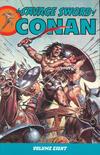 Cover for Savage Sword of Conan (Dark Horse, 2007 series) #8
