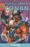 Cover for Savage Sword of Conan (Dark Horse, 2007 series) #9