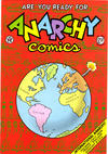 Cover for Anarchy Comics (Last Gasp, 1978 series) #1 [3rd printing (1988)]