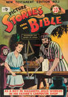 Cover for Picture Stories from the Bible New Testament (EC, 1946 series) #1 [2nd]