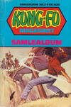 Cover for Kung-Fu magasinet samlealbum (Interpresse, 1980 ? series) #3