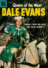 Cover Thumbnail for Queen of the West Dale Evans (1954 series) #18 [15¢ edition]