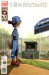 Cover Thumbnail for New Mutants (2009 series) #27 [I am Captain America variant]
