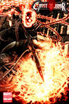 Cover Thumbnail for Ghost Rider (2011 series) #1 [Arturo Lozzi Incentive Variant Cover ]