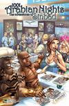Cover Thumbnail for 1001 Arabian Nights: The Adventures of Sinbad (2008 series) #2 [2008 San Diego Comic Con International Exclusive Variant - David Nakayama]