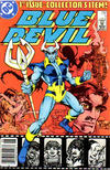 Cover for Blue Devil (DC, 1984 series) #1 [Newsstand]