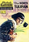 Cover for Illustrerte Klassikere [Classics Illustrated] (Illustrerte Klassikere / Williams Forlag, 1957 series) #41 - Den sorte tulipan [2. opplag]