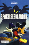 Cover for Donald Duck Tema pocket; Walt Disney's Tema pocket (Hjemmet / Egmont, 1997 series) #Mikke Mus Spøkelseskladden