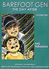 Cover for Barefoot Gen (Last Gasp, 2003 series) #2