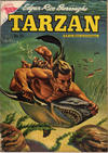 Cover for Tarzán (Editorial Novaro, 1951 series) #35
