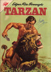Cover for Tarzán (Editorial Novaro, 1951 series) #41