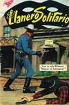 Cover for El Llanero Solitario (Editorial Novaro, 1953 series) #70