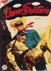 Cover for El Llanero Solitario (Editorial Novaro, 1953 series) #25