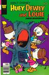 Cover Thumbnail for Walt Disney Huey, Dewey and Louie Junior Woodchucks (1966 series) #53 [Whitman]