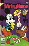 Cover for Mickey Mouse (Western, 1962 series) #189 [Whitman]