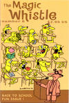 Cover for The Magic Whistle (Alternative Comics, 1998 series) #6